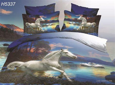 popular horse bedspreads comforter sets buy cheap horse bedspreads comforter sets lots from