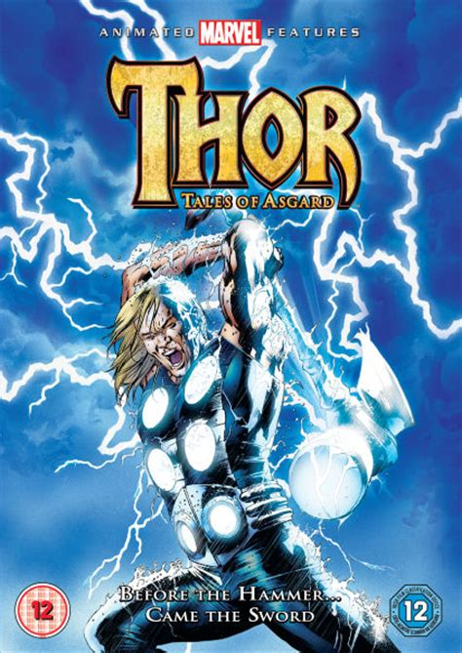 film thor tales of asgard thor tales of asgard movie drafting edition zavvi nl