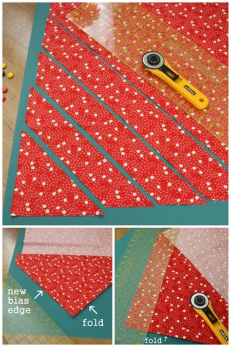 Quilting Bias Binding by Quilt Along Series Bias Binding Finishing Washing Make And Takes