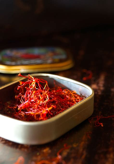 Do You Cook With Saffron by Saffron Basmati Rice Recipe With Fresh Dill Cooking On