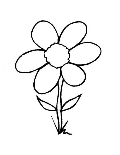 imagenes de flores animadas para colorear dibujos de flores animadas para colorear
