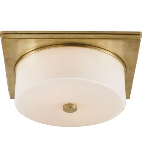 visual comfort flush mount visual comfort tob4216hab wg thomas obrien newhouse 2