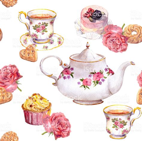 tea clip teapot clipart afternoon pencil and in color teapot