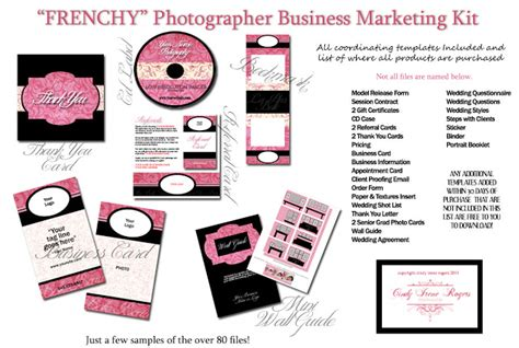 How To Create A Small Business Marketing Kit In 3 Simple Steps Marketing Kit Template