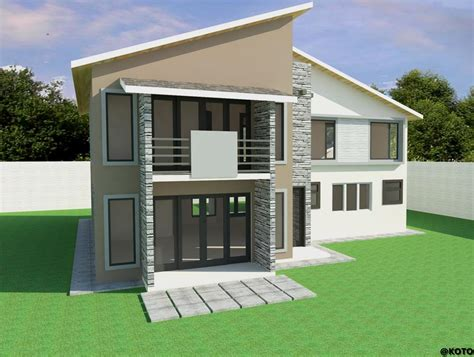 housing design koto housing kenya wati