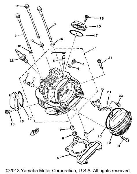 2000 yamaha zuma wiring diagram 2000 free engine image