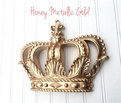 king and queen home decor gold princess crown queen crown decor nursery decor