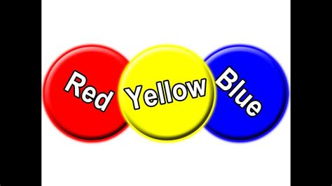 baby color quot circle blue circle yellow circle quot learn colors for
