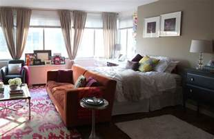 ways to set up a studio apartment 11 ways to divide a studio apartment into rooms