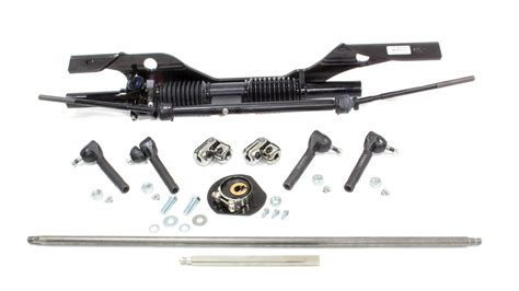 Mustang Manual Rack And Pinion by Unisteer Perf Products Ford Mustang 1967 Manual Rack And