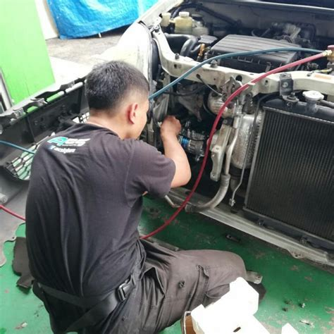 compressor rosak  tak jaga servis acs pakar aircond