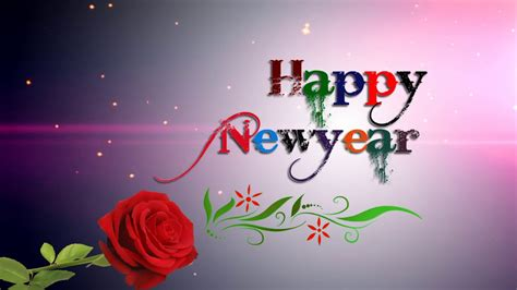 happy  year background slow motion animated whatsapp share  video youtube