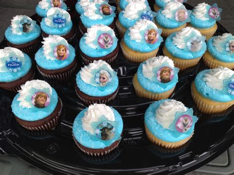 disney frozen cupcakes on pinterest disney frozen cupcakes frozen cupcakes and disney frozen