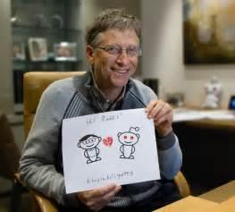 Information Technology Help Desk Job Description I M Bill Gates Co Chair Of The Bill Amp Melinda Gates