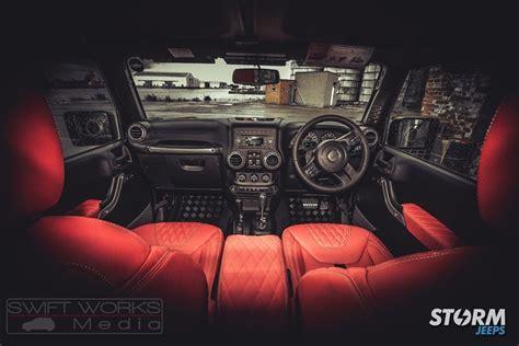 custom jeep interior 2016 jeep wrangler 4 door custom mod 10 modifiedx