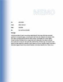 Memo Document Template Word 10 Best Images Of Microsoft Business Memo Templates