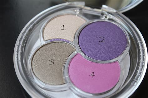 Eyeshadow Essence Quattro thevisionshazy essence cosmetics quattro eyeshadow 12 purple day review and swatches