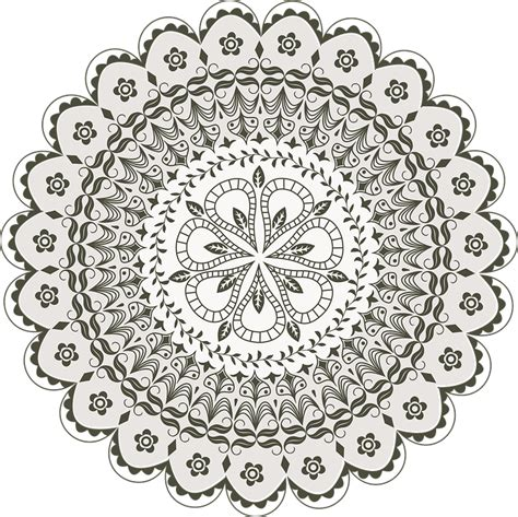 indian pattern png mandala dibujo stunning mandala dibujo hecho a mano