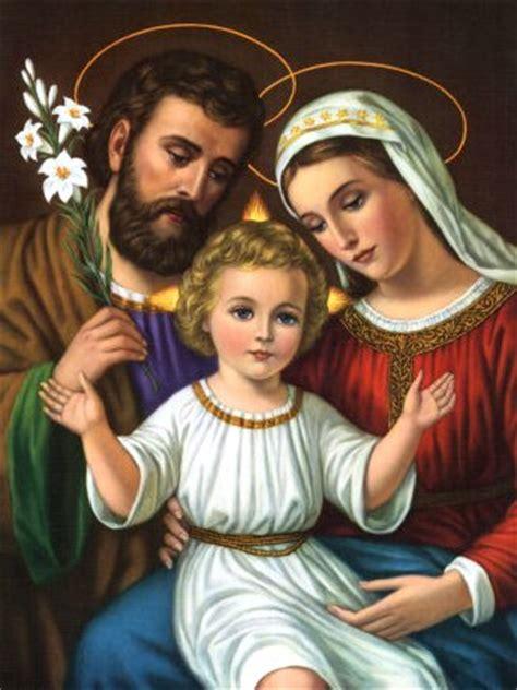 imagenes de la sagrada familia jesus maria y jose sagrada familia de nazaret ejemplo y gu 237 a para nuestros