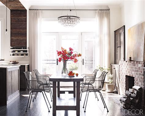dining room brooklyn design industrial glam decor made by girl