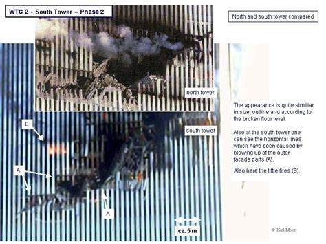 What Floor Did The Plane Hit by Popular Mechanics In Their Own Words Pilots For 9 11