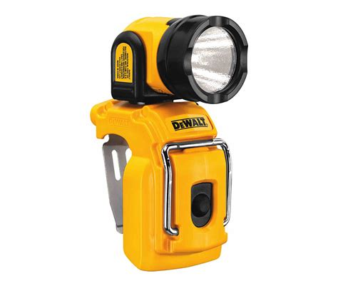 dewalt dcl510 12v cordless led work light bare tool at