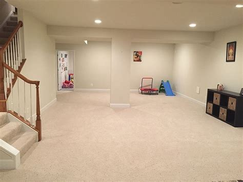 ping pong table area basement makeover inspiration the handmade home