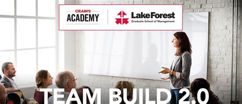Lake Forest College Mba Program by Lakeeffects Graduate School Of Management