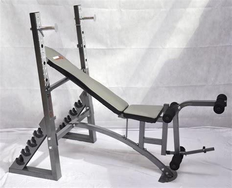 commercial grade bench press weight bench press leg extension dumbbell rack
