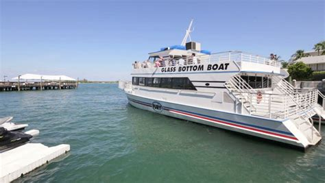 glass bottom boat tours in key west fl jet ski tours in the florida keys stock footage video