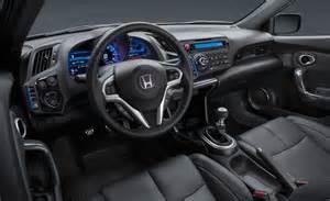 Honda Cr Z Interior Car And Driver