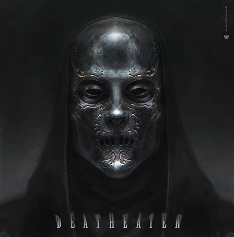deatheater by derylbraun on deviantart