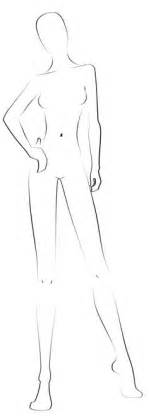 costume drawing template 1000 images about fashion figures models on