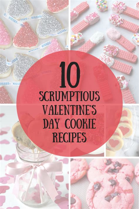 valentines day cookie recipe 10 scrumptious s day cookie recipes spark