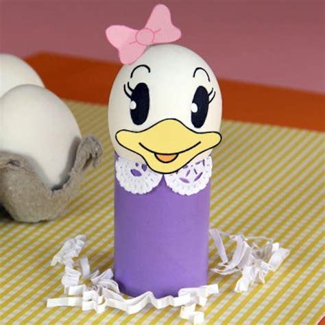 huevos decorados para la escuela huevos de pascua decorados con mickey mouse y sus amigos