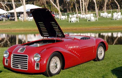 ferrari 125 s 1947 ferrari 125 s pictures history value research
