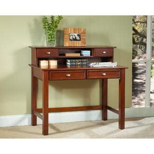 sears computer desk with hutch home styles hanover 42 quot w student computer desk hutch
