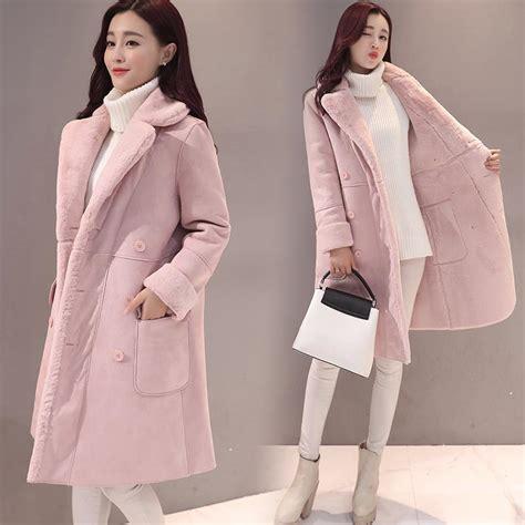 Jacket Korea korea velvet thick winter coat warm end 6 18 2019 12 46 pm
