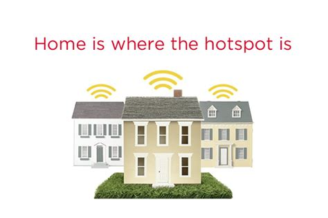 to xfinity wifi we re all hotspots but you don t to