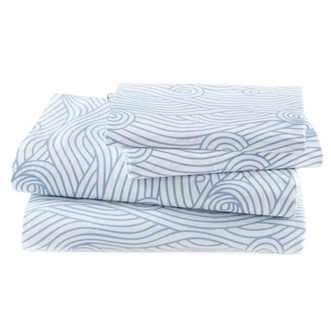 patterned bed sheets sheet sets patterned in blue home decoration club