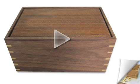 how to make a wooden box with sliding lid small wooden boxes