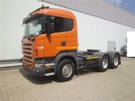 scania r560 la 6x4 tractor unit from for sale at