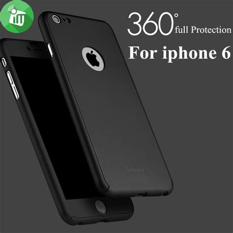 Slim Eco Iphone 6 6g 6s 4 7 Inchi Smooth Hardcase Anti Baret ipaky 360 176 protective for iphone 6 6s