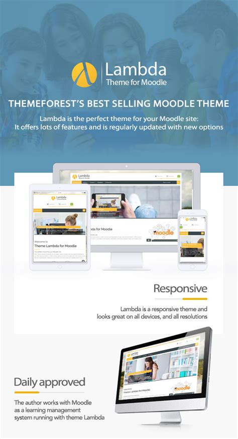 themeforest moodle lambda responsive moodle theme by eva pi themeforest