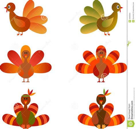 colorful turkey colorful turkey illustrations stock illustration image