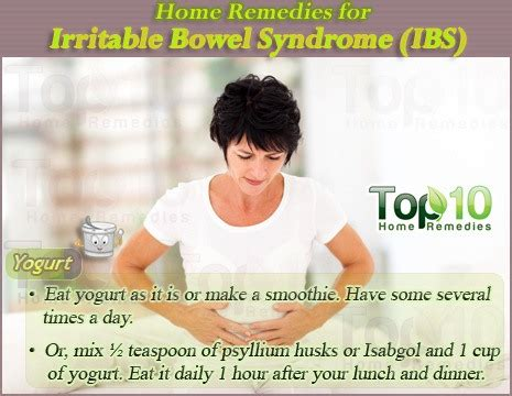 home remedies for irritable bowel ibs top 10