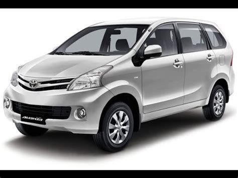 new toyota avanza 2013 review