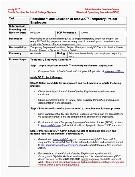 10 Instructions For Project Plan Sletemplatess Sletemplatess Standard Project Plan Template
