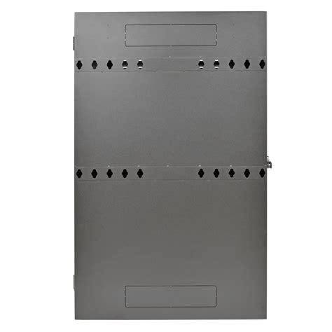 smartrack 6u wall mount rack enclosure cabinet tripp lite 6u smartrack low profile wall mount rack