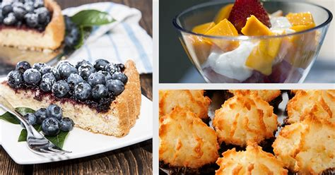 5 Sweet Recipes For Midweek by 152 Cheap And Healthy Dessert Recipes Greatist